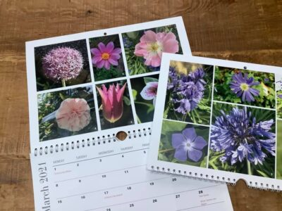 Flowers of Ilmington calendar