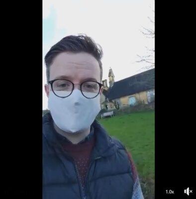 Still from Plunkett video